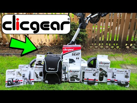 Every Clicgear Accessory Demo & Review