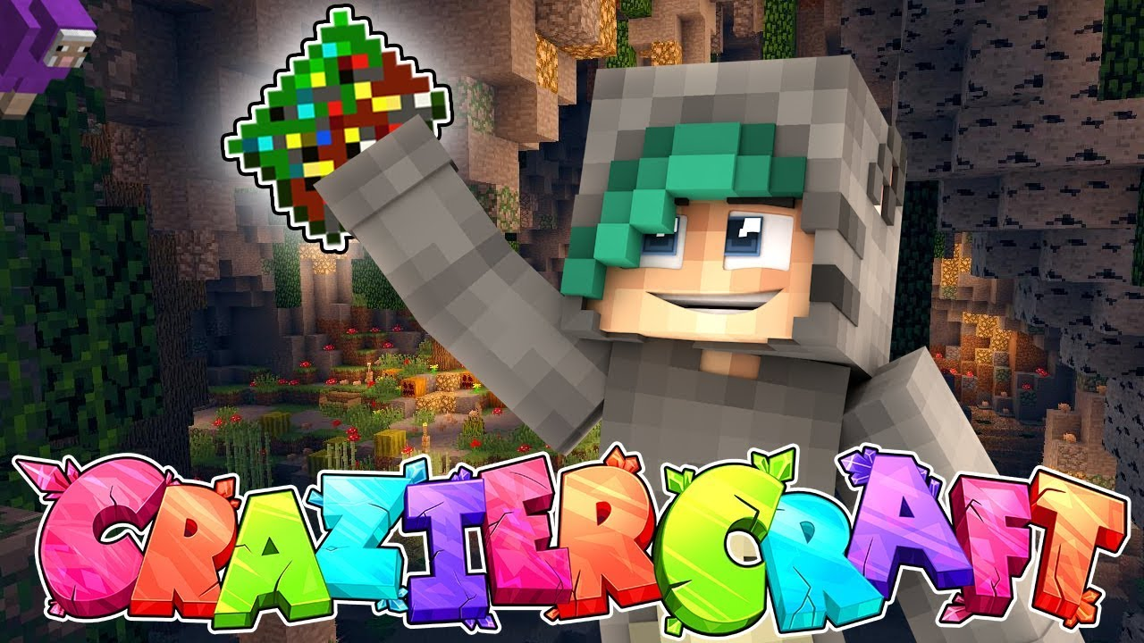 Download THESE THINGS ARE THE BEST! - Minecraft CrazierCraft SMP - Ep.4