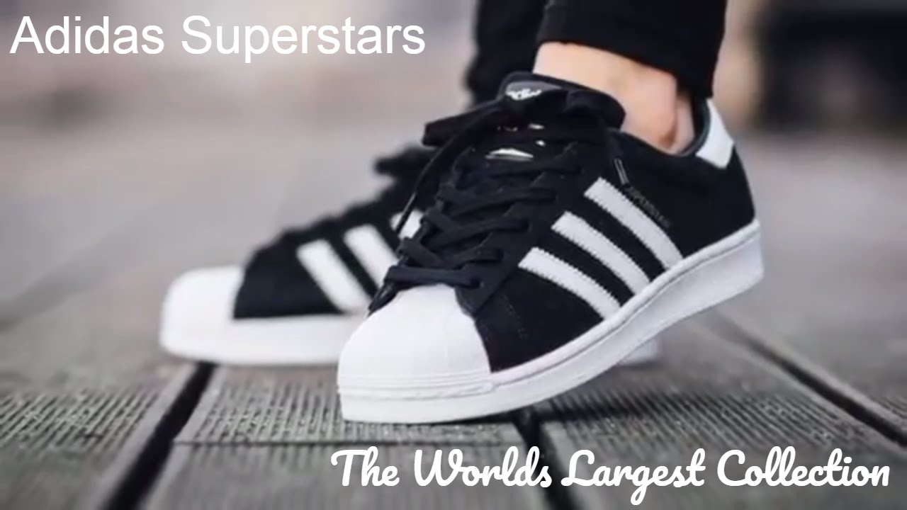 Adidas Superstar 2g Black