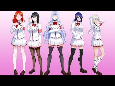 (Gameplay Focus) Student Council in Yandere Sim