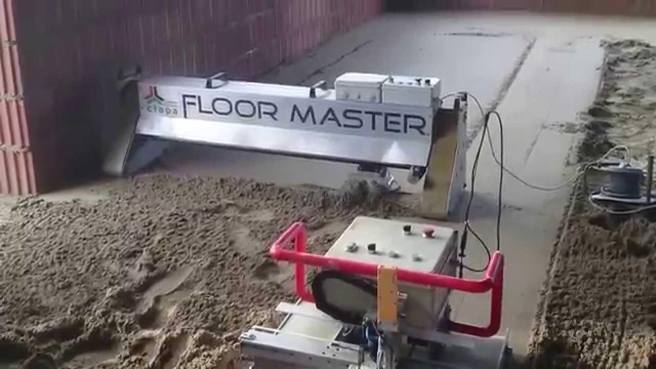 Floor Master Cłapa - posadzki maszynowe