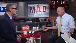 IFF CEO: Alternative Proteins | Mad Money | CNBC