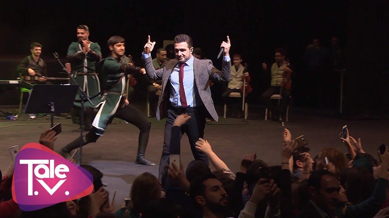 Talıb Tale - Heydər Əliyev sarayında solo konserti (14 Fevral 2018)
