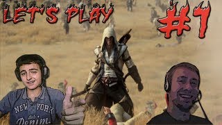Assassin's Creed 3 - FR - HD - Let's Play Episode 1