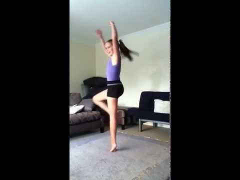 How to do gymnastics and dance turns