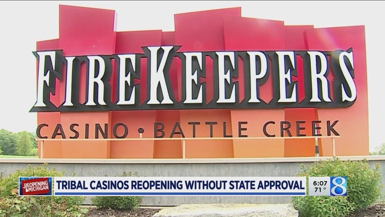 Tribal Casino Abuse