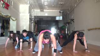 "GetYourFitOnWith Tara Dance Fitness - ""GET LOW"" by Dillon Francis and DJ Snake"
