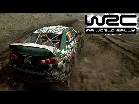 WRC FIA World Rally Championship - Gameplay