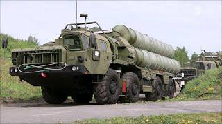 В Турцию прибыла новая партия компонентов зенитно-ракетных комплексов С-400.