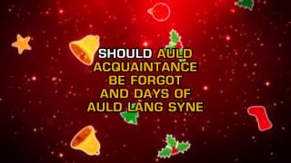 Country Christmas - Auld Lang Syne (Karaoke)