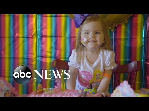 Pat McMahon - Toddler Gets Life Saving Transplants - Good Stuff!