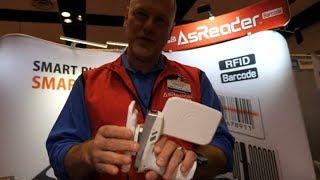 AsReader RFID Reader/Writer, Barcode Scanner, SoftScan and more screenshot 1