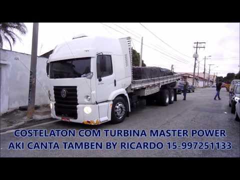24250 TURBINA MASTER POWER DIZEM Q NAO CANTA!!! AE PENTE P/ TURBINA BY RICARDO SOROCABA