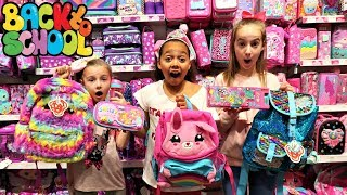 BACK TO SCHOOL SHOPPING! Smiggle School Supplies - Claire