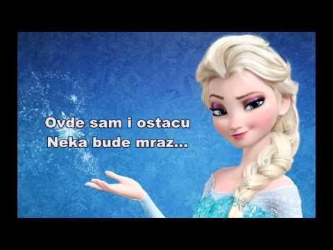 Let It Go/Sad Je Kraj (Serbian Version) (Tekst)