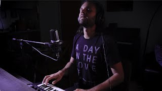 Never Felt This Way (Brian McKnight) Voice and Yamaha Reface CP Secret Piano