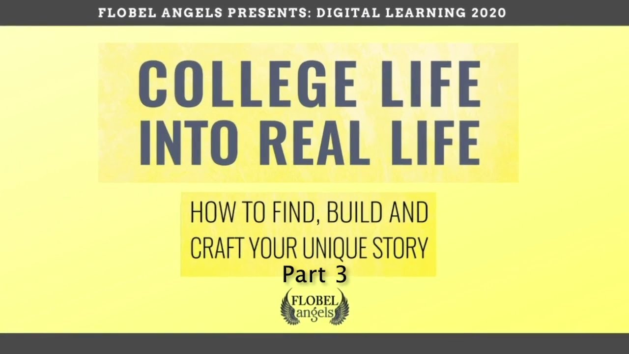 College Life Into Real Life - Part 3