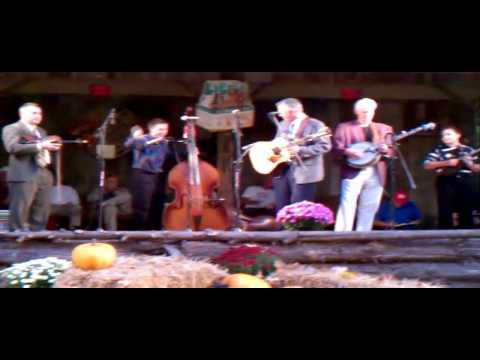 Gary Brewer and the Kentucky Ramblers. Jerusalem Ridge 2012