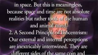 The Biocentric Universe Part 2