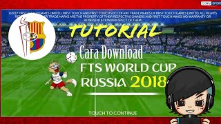 Download Fts 19 Fifa World Cup Russia 2018 Mod Offline Apk Data Obb