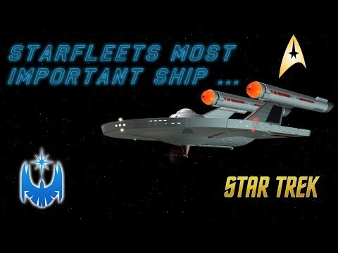 The Most VITAL Ships to the Federation? The Derf Class Explained!