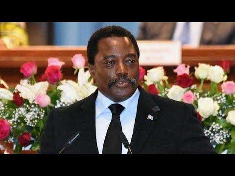 DR Congo government cuts internet ahead of anti-Kabila protest