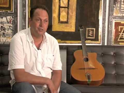 Selmer #607 invite Stochelo Rosenberg - Teaser