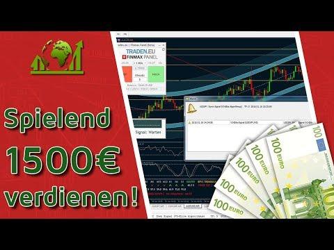 Spielend Online Geld verdienen - Mit binären Optionen im Internet 1500€ und mehr verdienen!