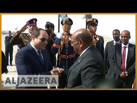 🇸🇩 Bashir says Sudan protesters trying to emulate Arab Spring | Al Jazeera English
