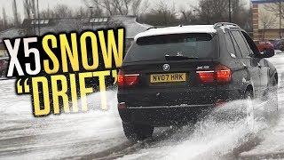 BMW X5 SNOW