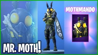 Team Rumble LTM with new MOTH Skin!