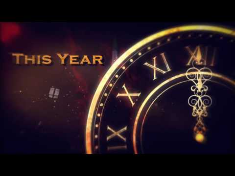 New Year Video HD Animated Video
