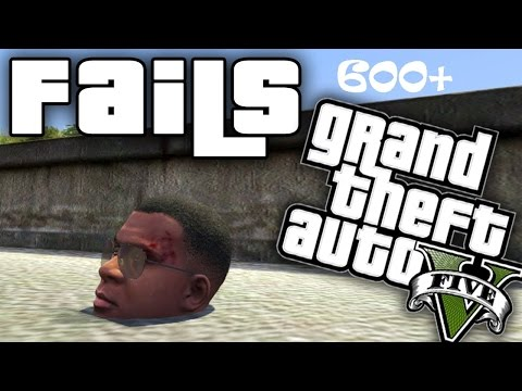 TOP 600+ BEST GTA 5 FAILS(XXL Edition)