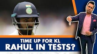 Time up for KL RAHUL in TESTS?   #AakashVani   Cricket Analysis