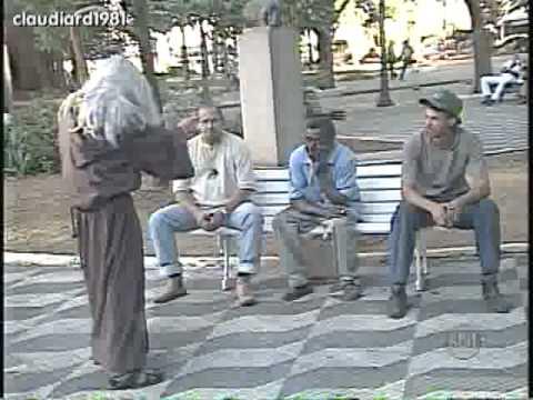 O Profeta | Pegadinha com Gibe | Programa Silvio Santos