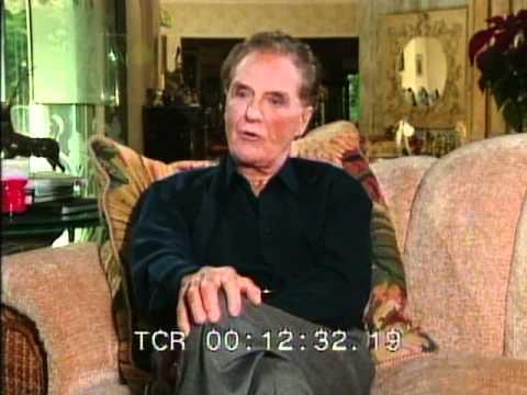 Robert Stack 1999 Interview Part 9