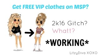Get VIP clothes on MSP? No Charles Proxy