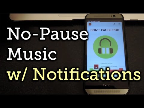 Stop Your Music from Pausing When You Get a Notification [How-To]