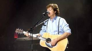 Paul McCartney - I Will [Live at Lanxess Arena, Cologne - 01-12-2011]