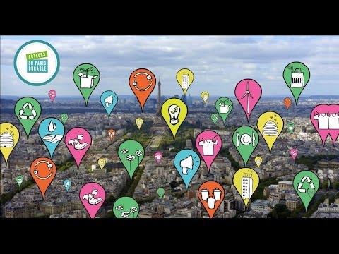 Vidéo Acteurs du Paris durable