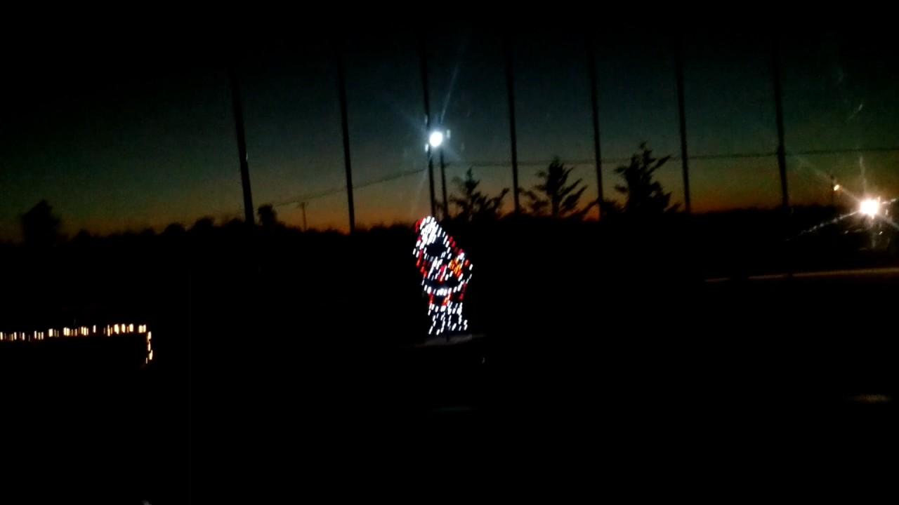 Kelley family trip to 2016 atlanta motor speedway for Holiday light spectacular atlanta motor speedway