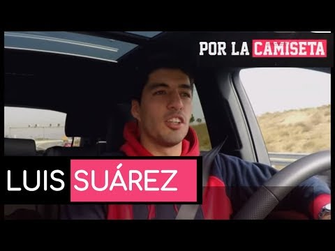Por la Camiseta - Luis Suárez/José María Giménez - PG 02 (Bloque 01) - Barcelona/Madrid