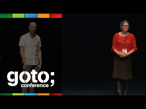 GOTO 2014 • Don't kill Agility w/ Agile Processes - Short Stories from Denmark • Vonge & Richter
