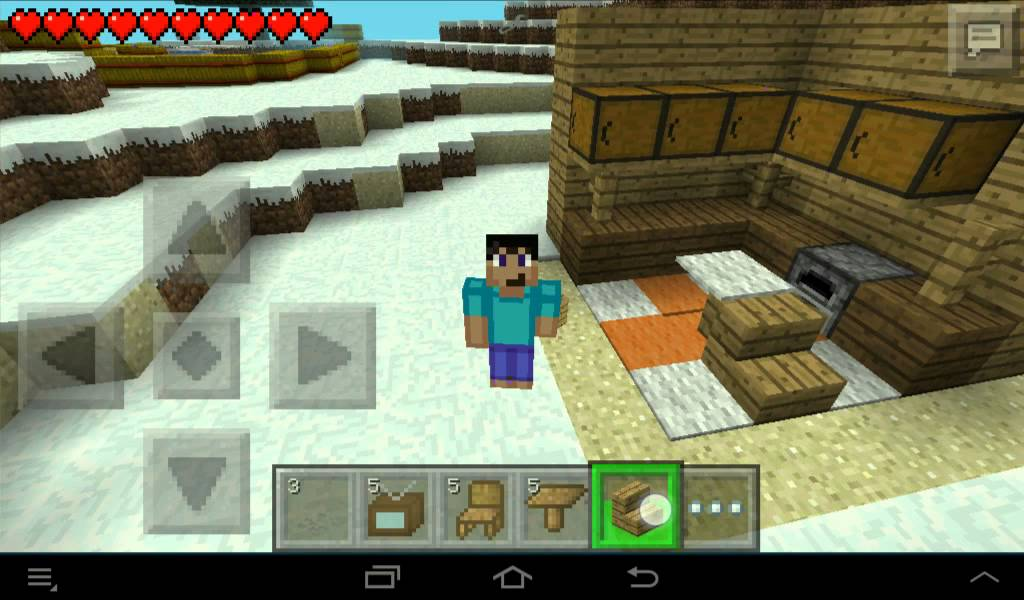 Mod script muebles minecraft pe - YouTube