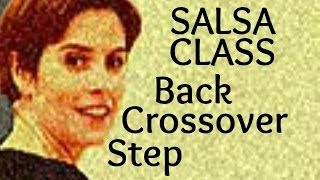 Salsa Basic Cumbia Step for beginners 13/22