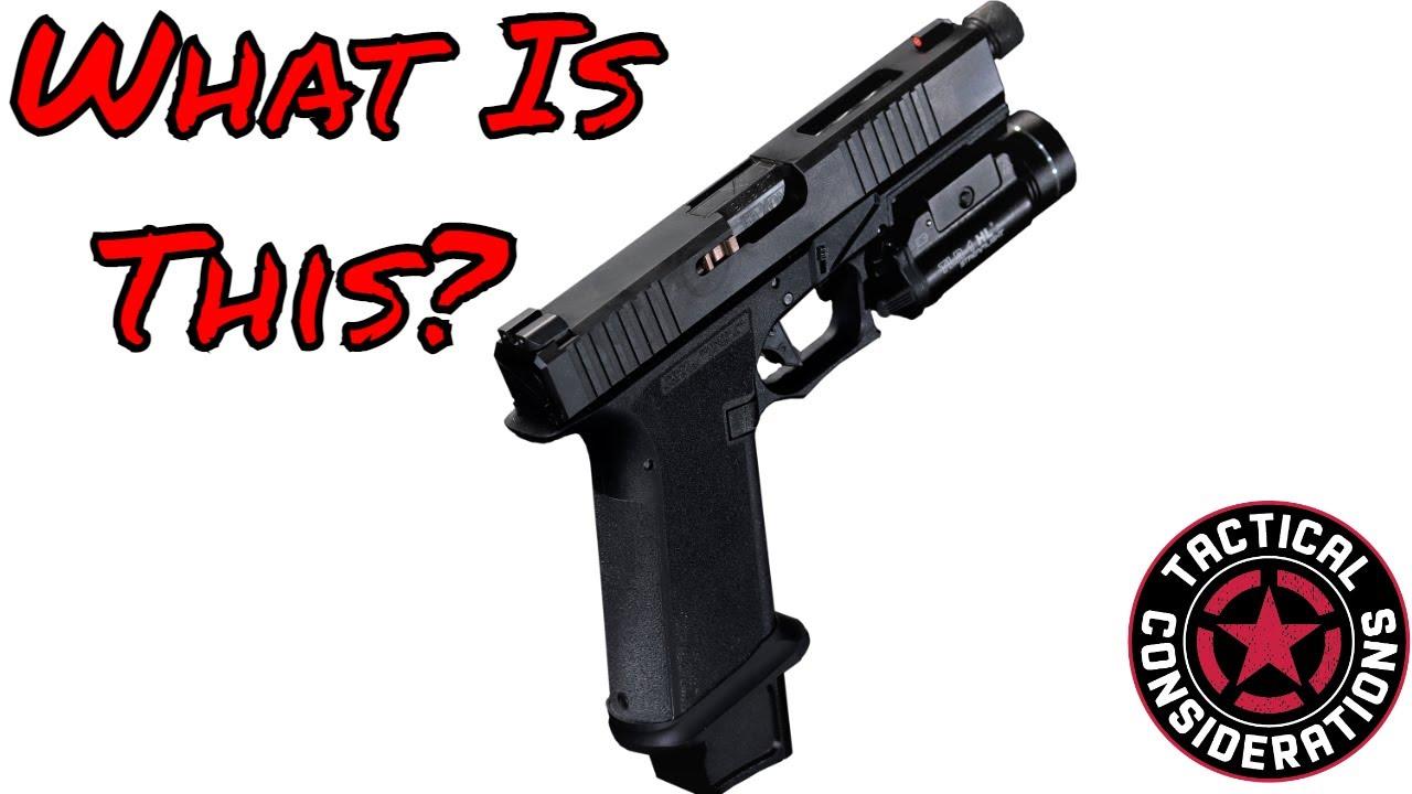 Brownells  Glock Slide War Hammer The Reliable Polymer80