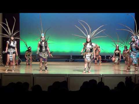 Salinas High Performance (Aztec Dance)