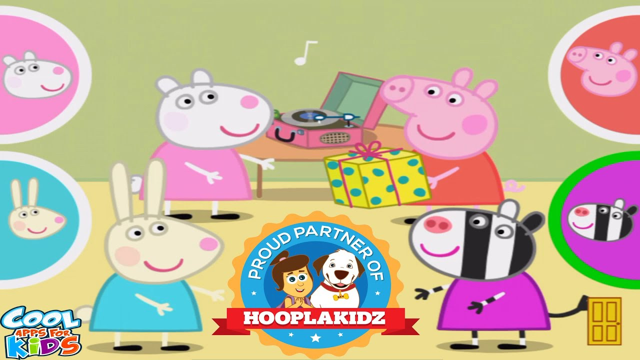 Peppa Pig s Party Time Pass The Parcel