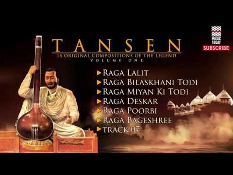 Tansen I Vol 1 I Audio Jukebox I Classical I Vocal I Rashid Khan