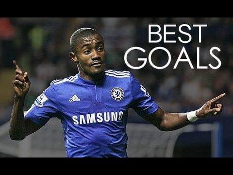 Salomon Kalou - Best Goals For Chelsea FC - HD